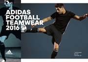 Adidas Football Teamwear 2016