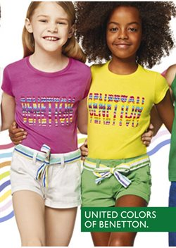 United colors of benetton Girls