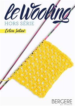 Le Wooling - Hors série coton satiné