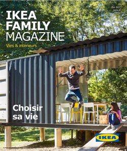 Ikea Family Magazine - Vies & Intérieurs