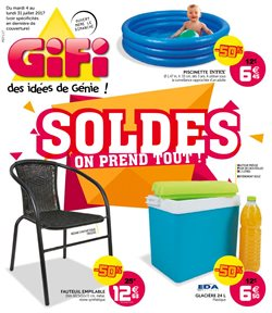 Soldes on prend tout!