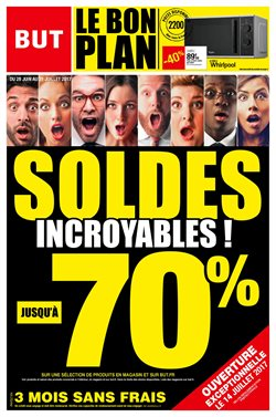 Soldes Incroyables!