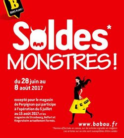 Soldes Monstres