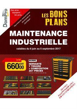 Les Bons Plans Maintenance Industrielle