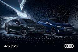Nouveaux Audi A5/S5