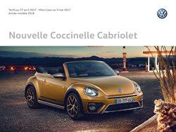 Nouvelle Coccinelle Cabriolet