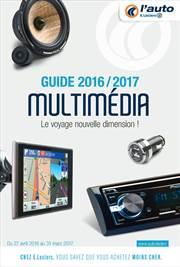 Guide 2016/2017 MULTIMEDIA