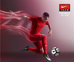 Nike Team Football 2018