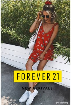 Forever 21 New Woman