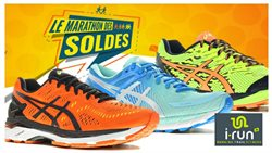 Collection Asics Soldes