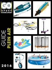 Guide Plein Air