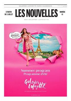 Programme d'été