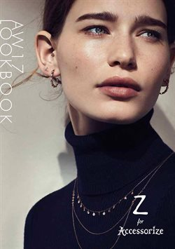 Z for Accessorize AW17 Lookbook