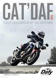 Cat'Daf - Tout le équipement du motard
