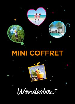 Mini Coffret Wonderbox