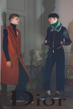 Campagne Automne/hiver homme