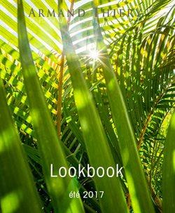 Lookbook Printemps Été