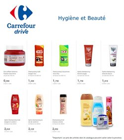 Hygiène et Beauté août 2017