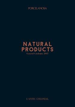 Natural Products - Catalogue 2017