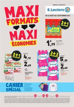 Maxi formats maxi économies