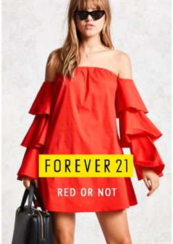 Forever 21 Red or not