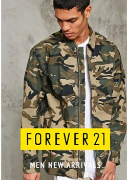 Forever 21 Men new arrivals