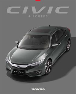 Honda Civic 4 Portes