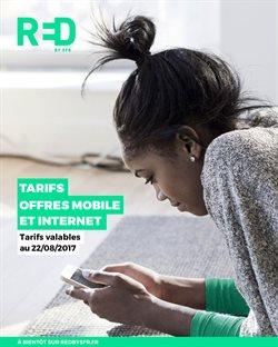 Tarifs Offres Mobile et Internet