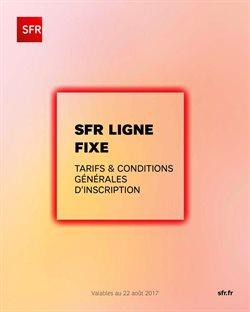 SFR Ligne Fixe