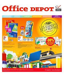 Catalogue Office Depot City - Rentrée des classes