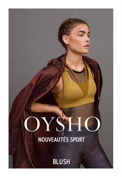 Oysho Nouveautes Sport