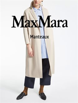 MaxMara Manteaux