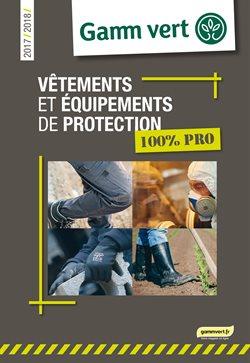 Vêtements et équipements de protection - 100% Pro