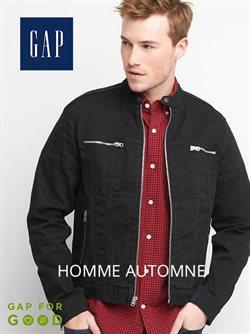 Gap Homme Automne