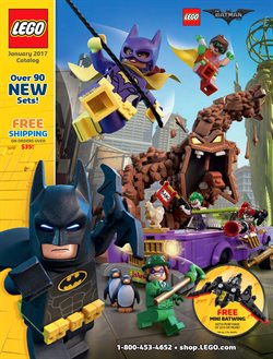 Catalogue Lego Batman