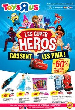 Les super heros cassent les prix!
