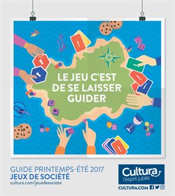 Guide Jeux de Société