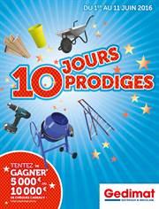 10 Jours Prodiges