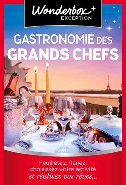 Gastronomie des grands chefs