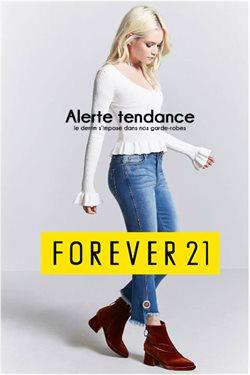 forever 21 Alerte tendance