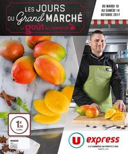 LES JOURS DU GRAND MARCHÉ