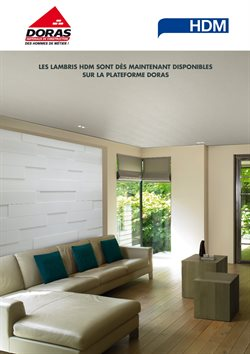 Lambris HDM