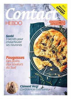 Contact Hebdo s43