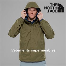 The north face vetements impermeables