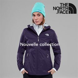 The north face nouvelle collection