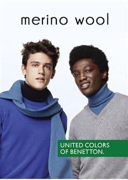 United Colors of Benetton merino wool