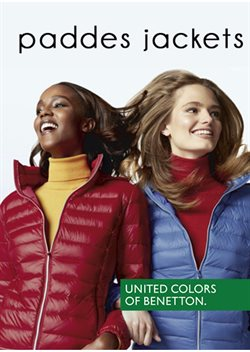 United Colors of Benetton jackets