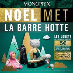 Noël Met La Barre Hotte