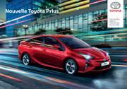 Nouvelle Toyota Prius Hybrid