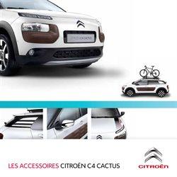 Les Accessoires Citroën C4 Cactus